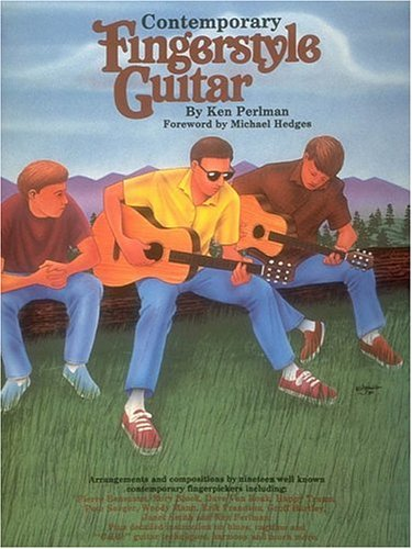 9780931759376: Contemporary Fingerstyle Guitar