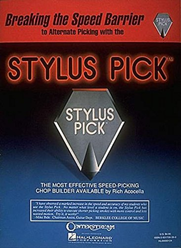 9780931759390: Stylus Pick: Breaking the Speed Barrier