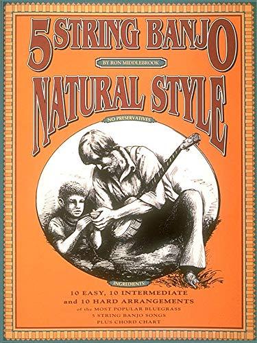5 String Banjo, Natural Style: Banjo Solo: Cox, Bob, Middlebrook, Ron