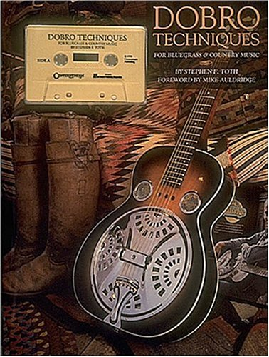 9780931759680: Dobro Techniques: For Bluegrass & Country Music