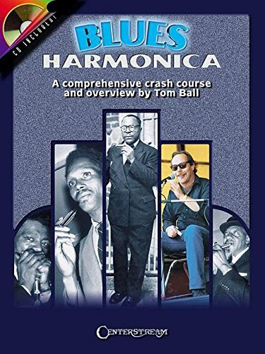 9780931759727: Blues Harmonica: A Comprehensive Crash Course and Overview