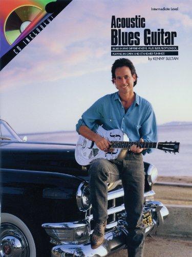 9780931759734: Acoustic Blues Guitar