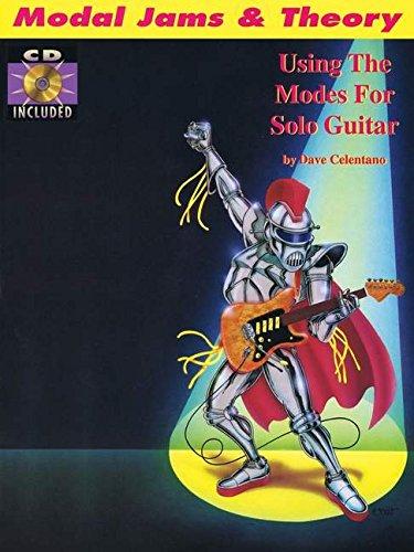 9780931759765: Modal Jams and Theory (Guitar)