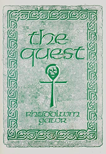 9780931760013: The Quest: A Search for the Grail of Immortality