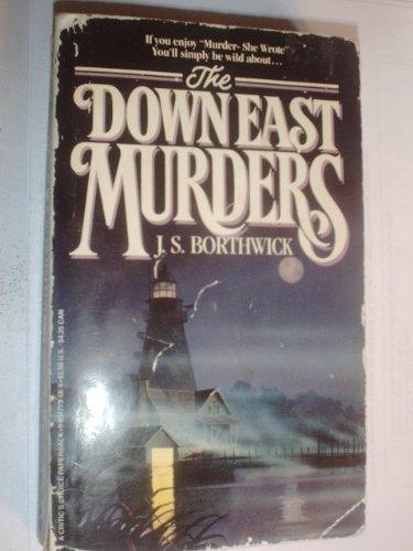9780931773587: Down East Murders