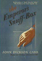 9780931773594: The Emperor's Snuff-Box