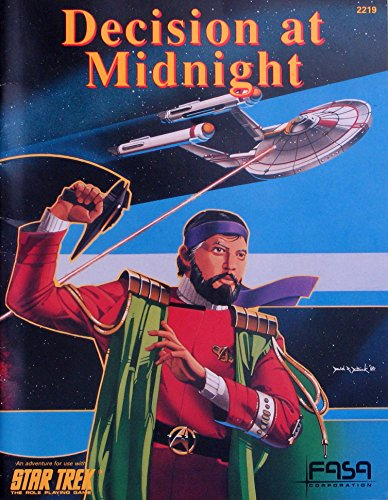 Decision at Midnight (Star Trek Role Playing Game)