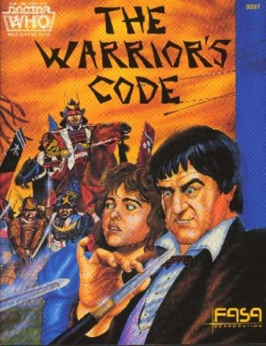 Warrior's Code, The (Doctor Who (FASA)): J. Andrew Keith