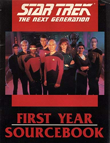 Next Generation, The - First Year Sourcebook