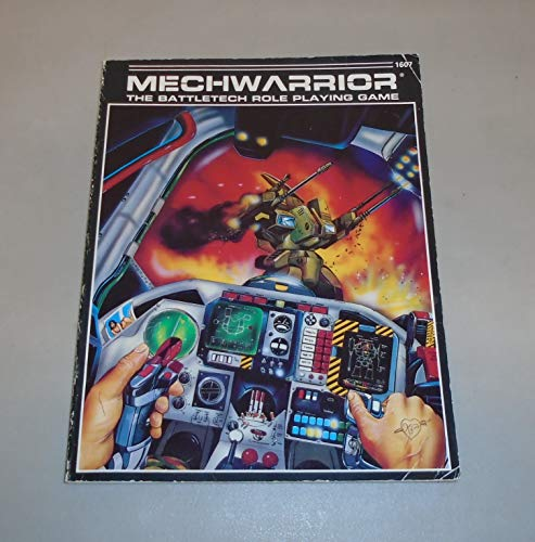 9780931787584: Mechwarrior: The Battletech Role Playing Game