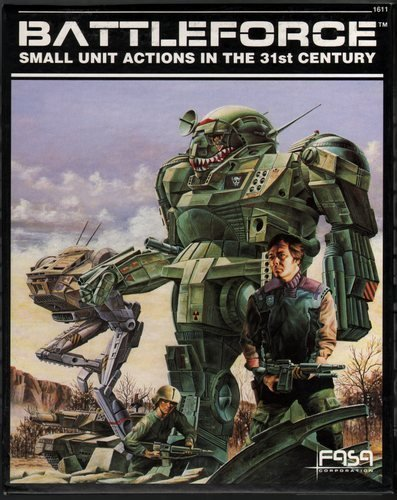 9780931787621: Battleforce: Small Unit Actions in the 31st Century (Battletech) [BOX SET]