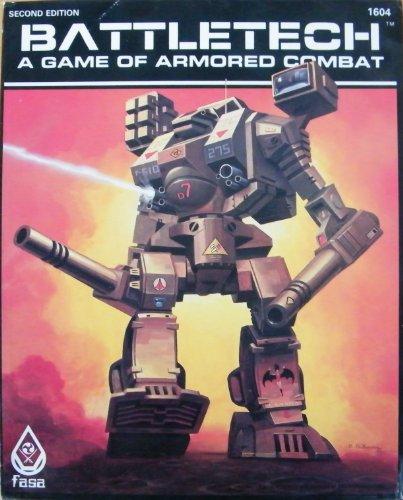 9780931787645: Battletech: A Game of Armored Combat [BOX SET]