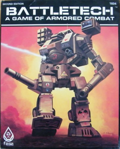 9780931787645: Battletech: A Game of Armored Combat [BOX SET]