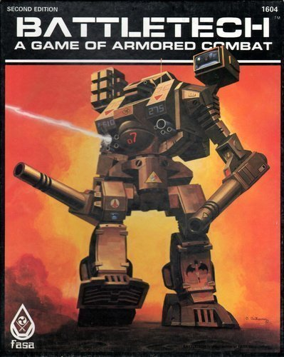Battletech: A Game of Armored Combat: FASA Corporation