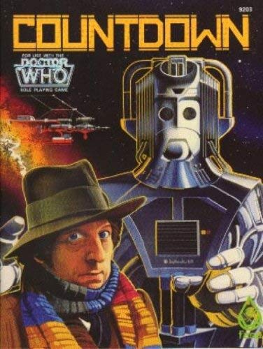 9780931787959: Countdown (Doctor Who RPG)