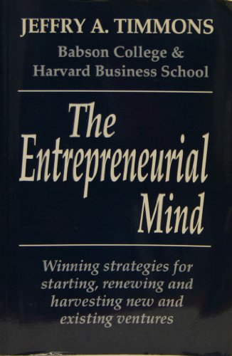 9780931790850: The Entrepreneurial Mind