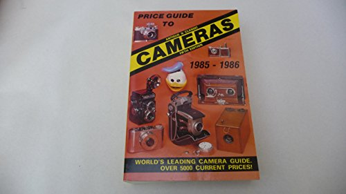 9780931838088: Price Guide to Cameras 1985-86: Antique and Classic Still