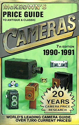 9780931838132: Price Guide to Antique and Classic Cameras 1990-91