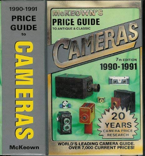 Price Guide to Antique and Classic Cameras,: McKeown, James M.,