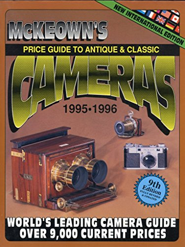 Price Guide to Antique and Classic Cameras: James M. McKeown