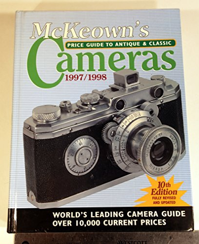 9780931838293: Price Guide to Antique and Classic Cameras 1997-98 (10th ed (Cloth))