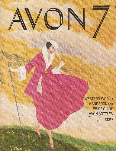 Avon 7 Western World Handbook and Price: Western World Avon