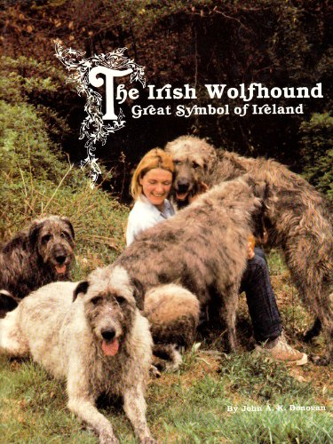The Irish Wolfhound: Great Symbol of Ireland: Donovan, John A.