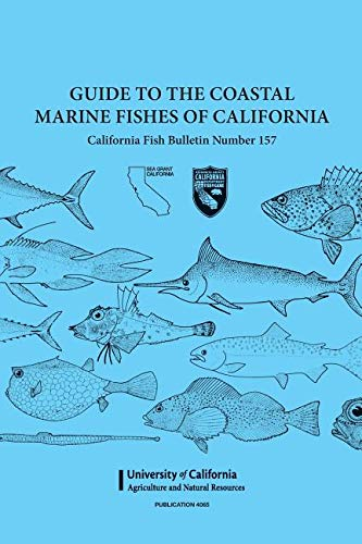 9780931876134: Guide to the Coastal Marine Fishes of Californa #4065