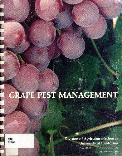 9780931876448: Grape pest management (Publication 4105)
