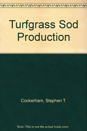 9780931876851: Turfgrass Sod Production