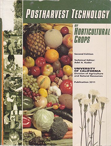 9780931876998: Post Harvest Technology of Horticultural Crops