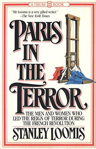9780931933189: Paris in the Terror