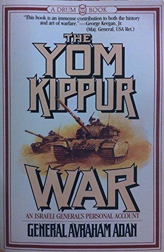 9780931933349: The Yom Kippur War