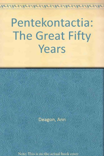9780931956218: Pentekontactia: The Great Fifty Years