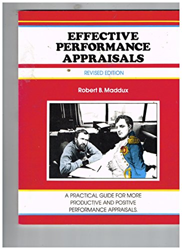 9780931961113: Effective Performance Appraisals (The Fifty-minute series)