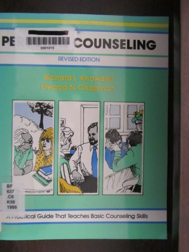 9780931961144: Personal Counseling/a Practical Guide That Teaches Basic Counseling Skills