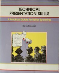 9780931961557: Technical Presentation Skills (A Fifty-Minute series book)