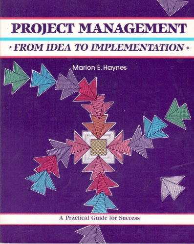 Project Management (The Fifty-Minute Series): Haynes, Marion E.