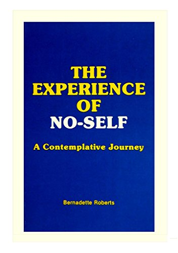 9780931980077: The experience of no-self: A contemplative journey