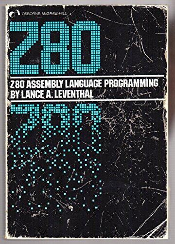 9780931988219: Z-80 Assembly Language Programming