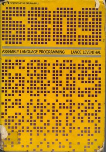 9780931988356: 6809 Assembly Language Programming