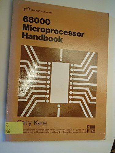 9780931988417: 68000 Microprocessor Handbook