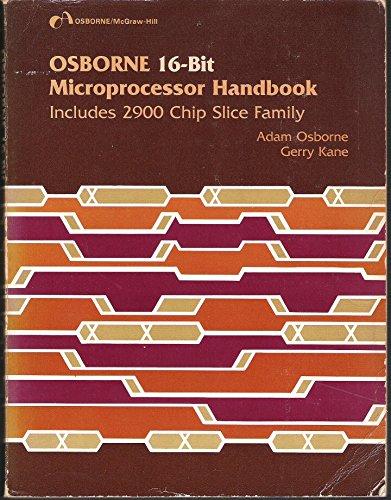 9780931988431: Osborne 16-bit microprocessor handbook (Osborne/McGraw-Hill microprocessor handbook series)