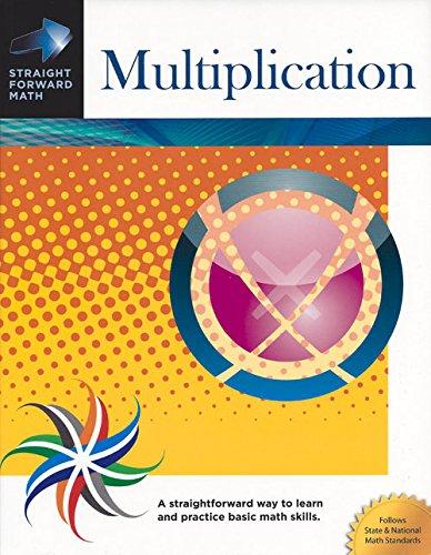 9780931993077: Multiplication (Straight Forward Math Series)