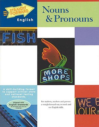 Nouns and Pronouns (Paperback)