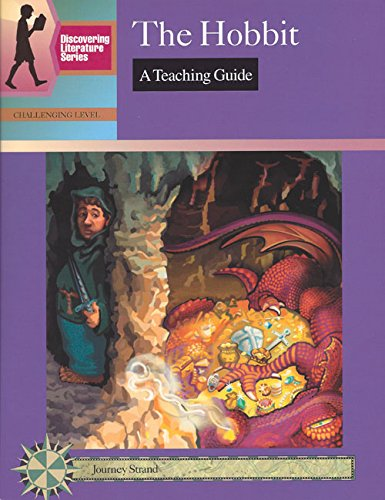 9780931993909: The Hobbit, A Teaching Guide (GP090) (Discovering Literature Series: Challengi)