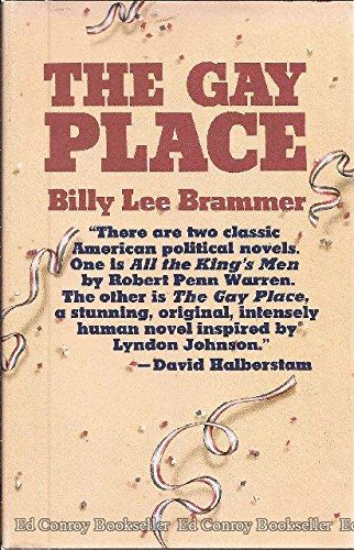 THE GAY PLACE: Brammer, Billy Lee