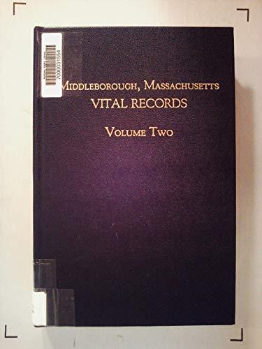 VITAL RECORDS OF SOUTHEASTERN MASSACHUSETTS MIDDLEBOROUGH AND: Smith, Leonard H