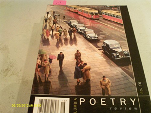 Columbia Poetry Review Spring 2003 (16)