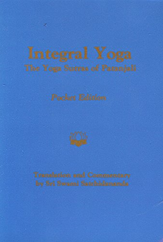9780932040282: Integral Yoga: The Yoga Sutras of Patanjali